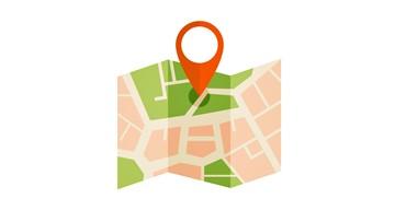 mapa roteiros