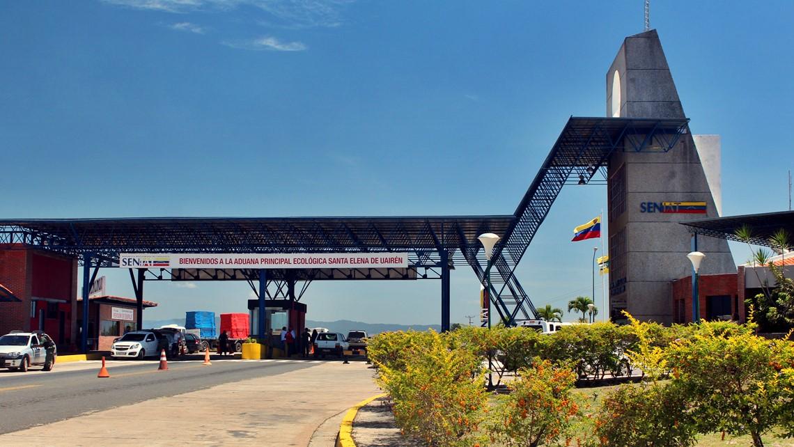 entrada venezuela brasil fronteira