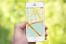 mapas offline aplicativos celular viagem